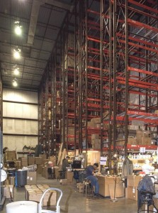 2,7372 sq. ft. Warehouse for Lease in Scotts Addition