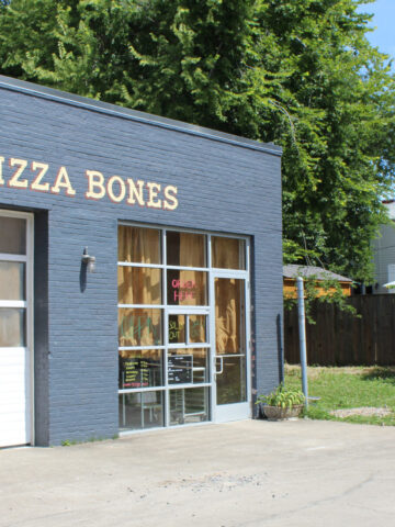 Restaurateur makes no bones about being happy to open in Union Hill